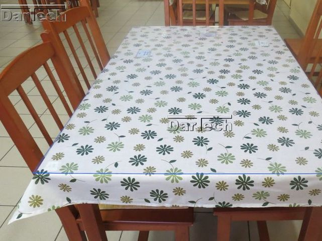 PVC védőlemez étkezdei asztalokra